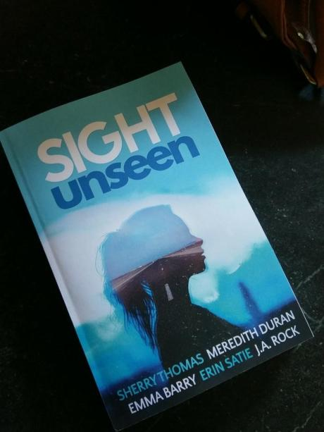sight unseen book