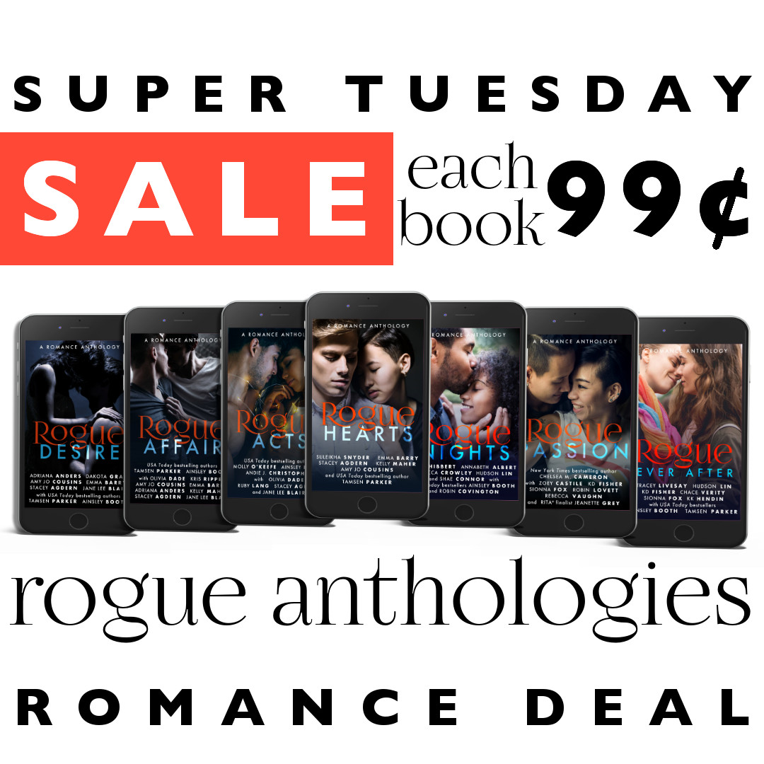 rogues series on sale graphic